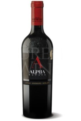 Alpha Estate red dry