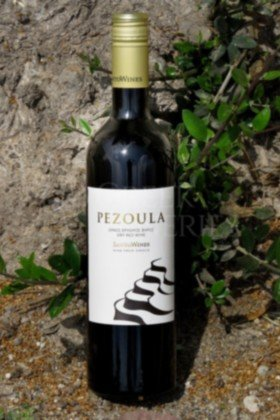 Santo Wines pezoula dry red